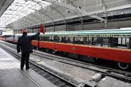 Ferrocarril La Robla.
