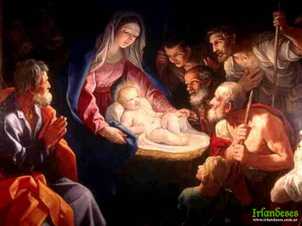 Nacimiento de Jesús   EL ÁGUILA