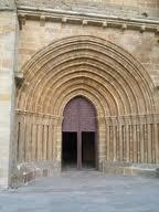 Puerta Colegiata
