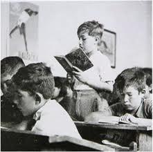 Escuela antigua....