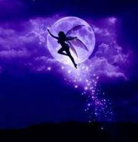 Hada en la luna