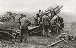 I. Guerra Europea