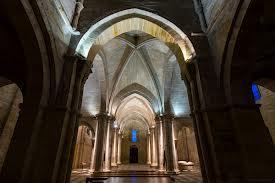 Santa María la Real - Interior..
