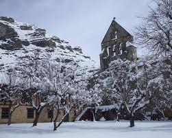 Santa María la Real - Nevado