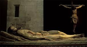 Cristo Llacente - Medina de Rioseco