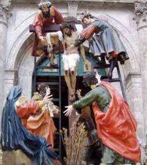 El descendimiento de la cruz - Valladolid - Gregorio Fernández