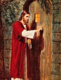Jesús llama a la puerta..