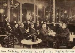 Café de Fornos.-
