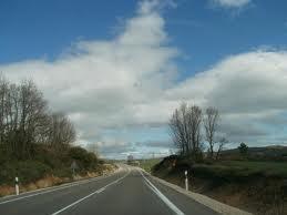 Carretera Aguilar-Burgos
