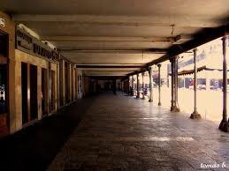 Soportales Plaza de España