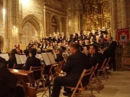 Banda de Música de Aguilar.
