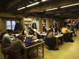 Biblioteca Aguilar-Sala de Lectura
