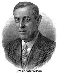 Presidente Wilson.