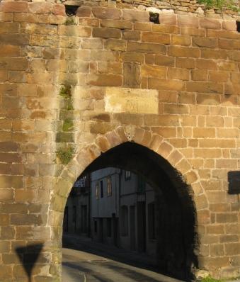 Puerta de Reinosa.