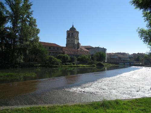 Aguilar-Vista desde Las Pelambres-Colegiata