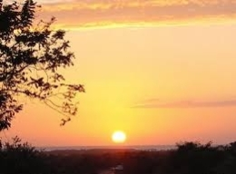 El sol naciente