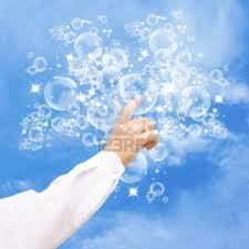 Entre burbujas