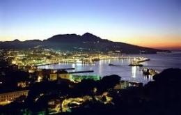 Ceuta -Vista nocturna