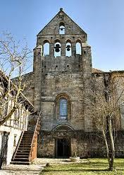 Monasterio S.M. La real-Espadaña