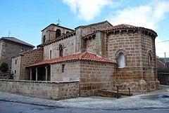 Iglesia de Santa María - Cillamayor