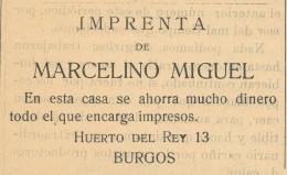 Imprenta Marcelino