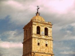 Torre de la Colegiata de San Miguel Arcángel