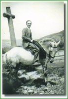 Asperino a caballo