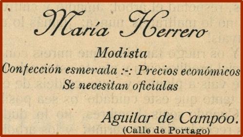 María Herrero-Modista