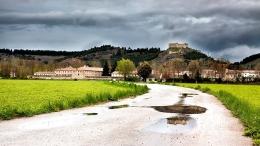 Panorámica - Castillo y Las Claras