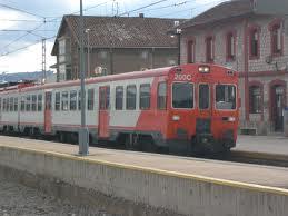 Estación y Casa Bárcena