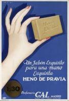 Jab ón Heno de Pravia.