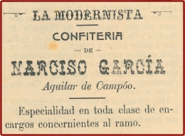 La Modernista.