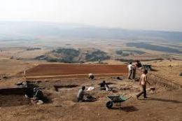 Excavaciones en el Monte Bernorio