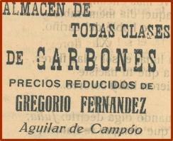 Carbones Gregorio Fernández