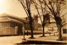 Colegio San Gregorio-Foto antigua