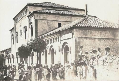 Escuelas nacionales-1906