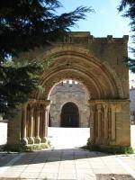 Puerta de la Iglesia de San Andrés
