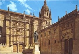 Universidad de Salamanca.-