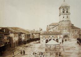 Plaza de Aguilar - Colegiata