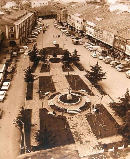 Plaza de Aguilar