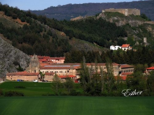 Panorámica del Convento y el Castillo