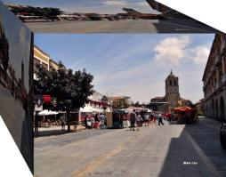 Fotografía de Mari Luz García: Aguilar de Campoo - Plaza