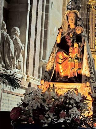 La Virgen de Llano Patrona de Aguilar de Campoo