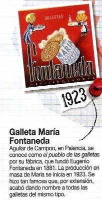 Galletas FONTANEDA
