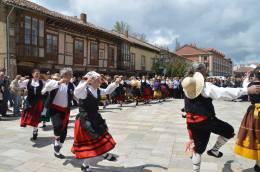 Aguilar de Campoo. Fiesta de San Isidro labrador