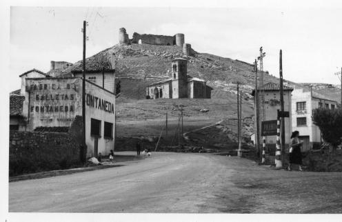 Santa Cecilia y el Castillo