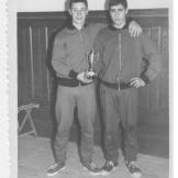 Campeonato Provincial de Frontón: Juan Paniego y Nacho Martínez